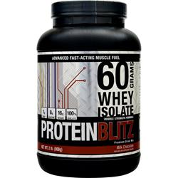 Designer Whey Protein Blitz Milk Chocolate 2 lbs