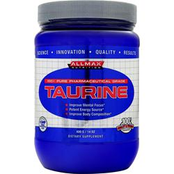 ALLMAX NUTRITION Taurine Powder 400 grams