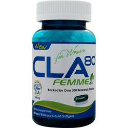 Allmax Nutrition CLA 80 Femme 60 sgels