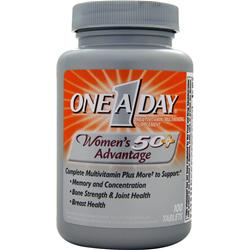 BAYER HEALTHCARE ONE A DAY Women's 50-Plus Advantage 100 tabs