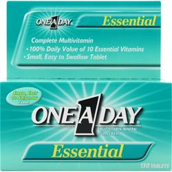 Bayer Healthcare ONE A DAY Essential 130 tabs