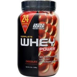ISS RESEARCH Complete Whey Power Chocolate 2.2 lbs