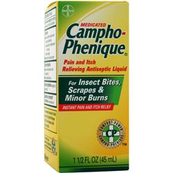 Bayer Healthcare Campho-Phenique Liquid 1.5 fl.oz