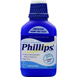 BAYER HEALTHCARE Phillips' Milk of Magnesia Original 26 fl.oz