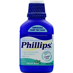 Bayer Healthcare Phillips' Milk of Magnesia Fresh Mint 26 fl.oz