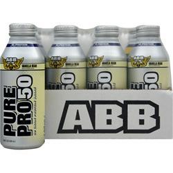 American Bodybuilding Pure Pro 50 RTD (14.5 fl.oz) Vanilla Bean 12 cans