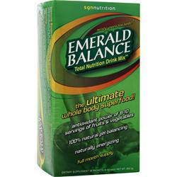 SGN NUTRITION Emerald Balance Minty Green Tea 28 pckts