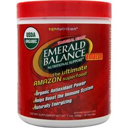 SGN NUTRITION Emerald Balance Amazon Tropical Berry 7.1 oz