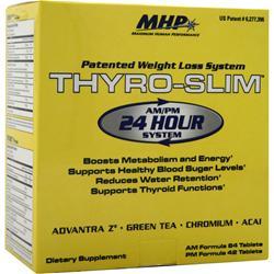 MHP Thyro-Slim 126 tabs