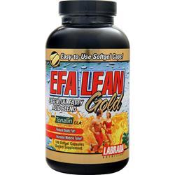 Labrada EFA Lean Gold 180 sgels