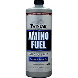 TWINLAB Amino Fuel Lean Muscle Cherry Bomb 32 fl.oz