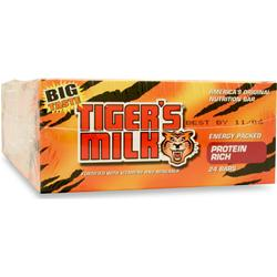 TIGER'S MILK Tiger's Milk Bar Protein Rich 24 bars