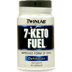 TwinLab 7-KETO Fuel (50mg) 30 caps