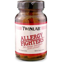 TwinLab Allergy Fighters 60 caps