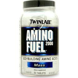 TWINLAB Amino Fuel 2000 50 tabs