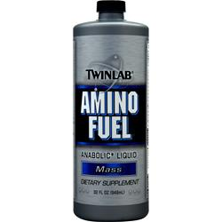 TWINLAB Amino Fuel 1000 Mass Liquid Concentrate 32 fl.oz