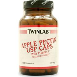 TWINLAB Apple Pectin 100 caps