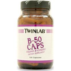 TWINLAB B-50 100 caps