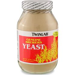TWINLAB Genuine Brewer's Yeast 18 oz