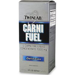 TWINLAB Carni Fuel Liquid Concentrate 8 fl.oz