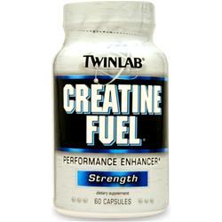 TWINLAB Creatine Fuel 60 caps
