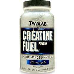 TWINLAB Creatine Fuel Powder 8 oz