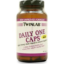 TwinLab Daily One Caps without Iron 90 caps