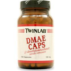 TwinLab DMAE (100mg) 100 caps