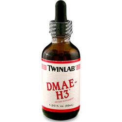 TWINLAB DMAE-H3 (Paba) Liquid Concentrate 50 mL