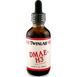 TwinLab DMAE-H3 (Paba) Liquid Concentrate 50 mL