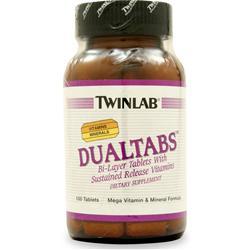 TwinLab Dualtabs 100 tabs