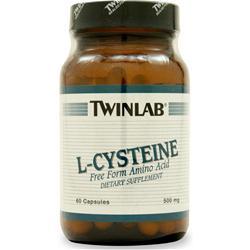 TwinLab L-Cysteine (500mg) 60 caps