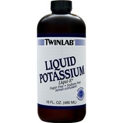 TwinLab Liquid Potassium 16 fl.oz