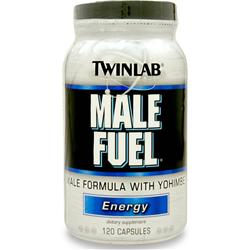 TWINLAB Male Fuel 120 caps