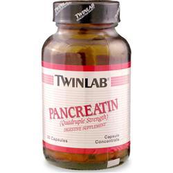 TwinLab Pancreatin 50 caps