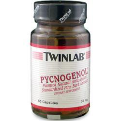 TWINLAB Pycnogenol (50mg) 60 caps