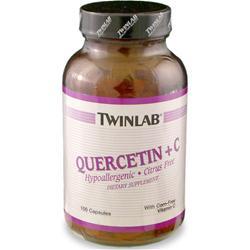 TwinLab Quercetin plus C 100 caps