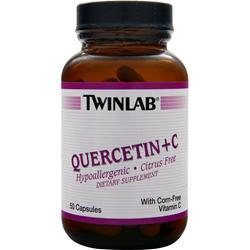 TwinLab Quercetin plus C 50 caps