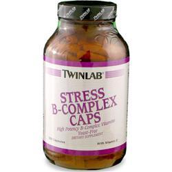 TWINLAB Stress B-Complex 250 caps