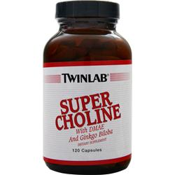 TWINLAB Super Choline 120 caps
