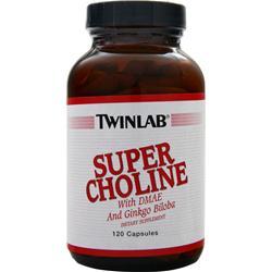 TwinLab Super Choline 120 caps