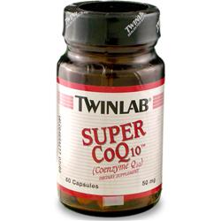 TwinLab Super CoQ10 (50mg) 60 caps