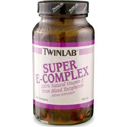 TwinLab Super E Complex (400IU) 250 sgels