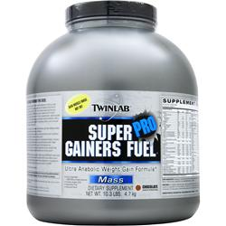 TwinLab Super Gainers Fuel Pro Chocolate 10.3 lbs