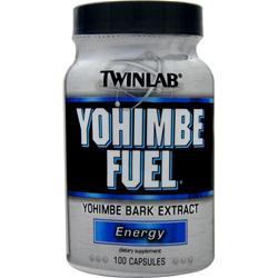 TwinLab Yohimbe Fuel 100 caps