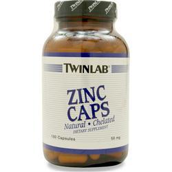 TwinLab Zinc (50mg) 180 caps