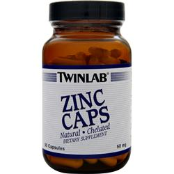 TWINLAB Zinc (50mg) 90 caps