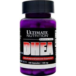 ULTIMATE NUTRITION DHEA (100mg) 100 caps