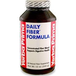 Yerba Prima Daily Fiber Formula 12 oz