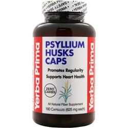 Yerba Prima Psyllium Husk 180 caps